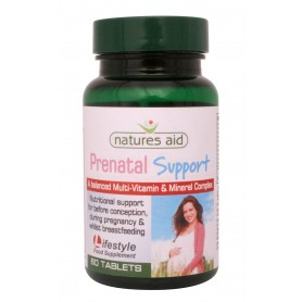 Prenatal Support - 60 comprimate Natures Aid