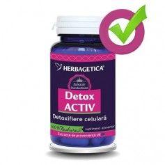 DETOX ACTIV 30CPS