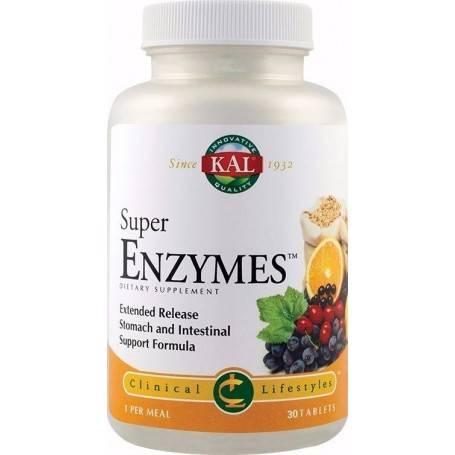 SUPER ENZIME 30 TB SECOM