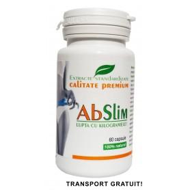 AbSlim - Capsula de Slabit! 60 cps