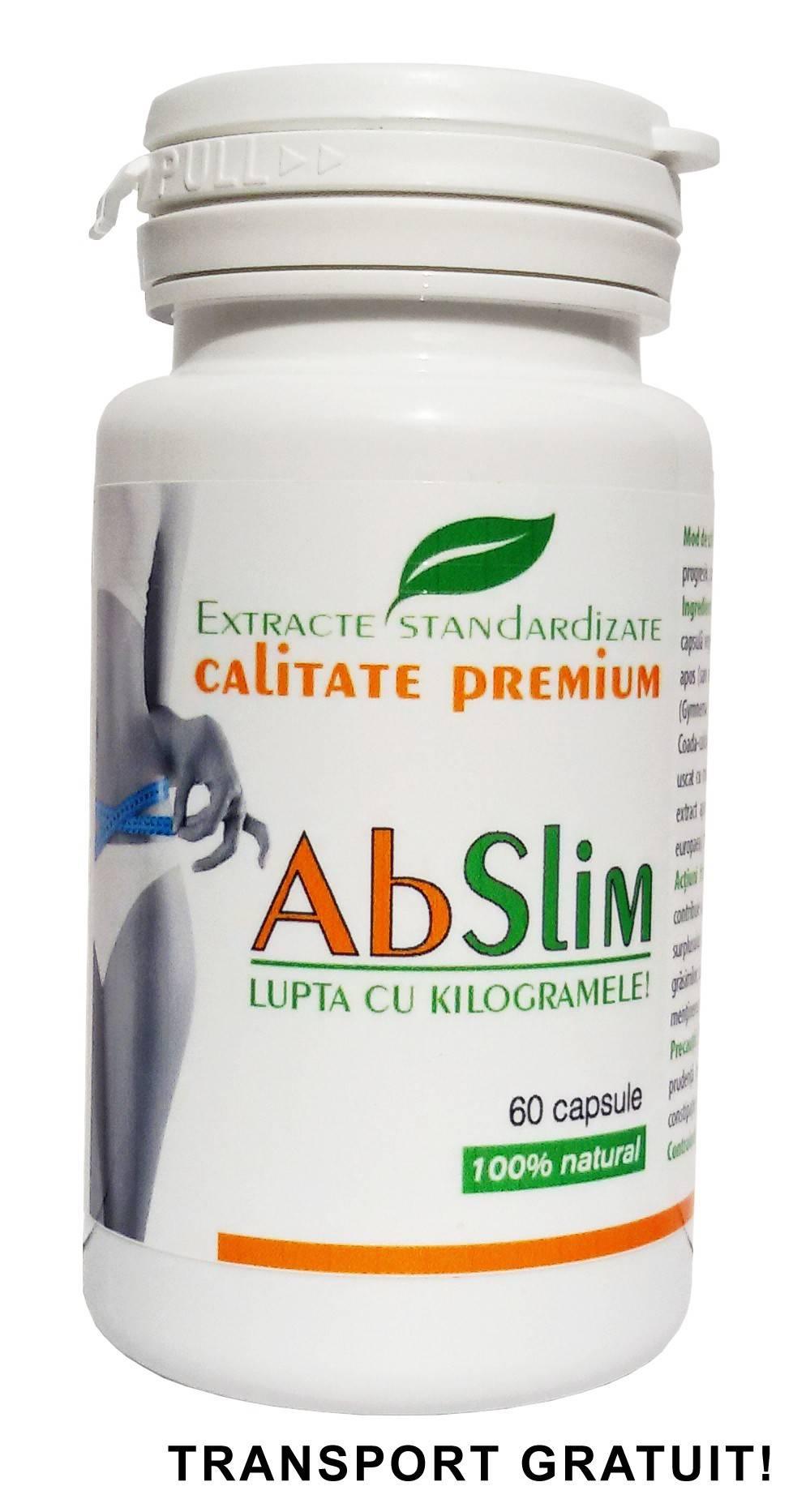 AbSlim - Capsula de Slabit! 60 cps thumbnail