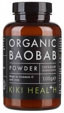 Pudra organica de Baobab 100g thumbnail
