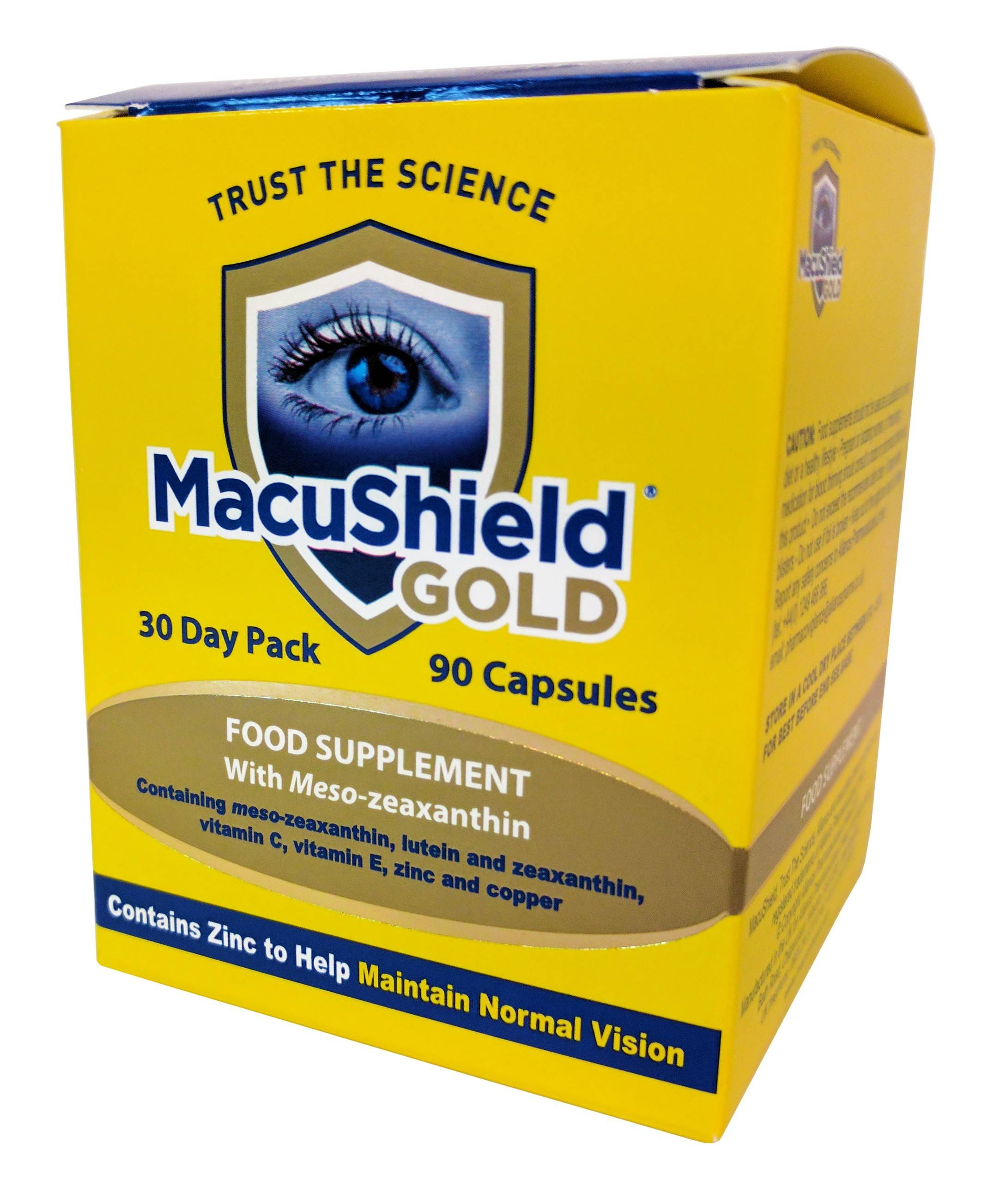 MacuShield GOLD 90 CPS thumbnail