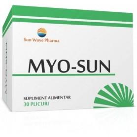 MYO SUN PLUS PLIC 30 PLICULETE