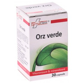 Orz Verde 30cps Farmaclass