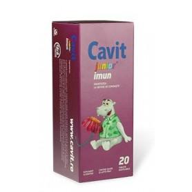 CAVIT JUNIOR IMUN 20 TB BIOFARM
