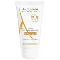 ADERMA PROTECT FLUID SPF 50+ 40ML