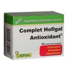 Complet hofigal antioxidant 40cpr