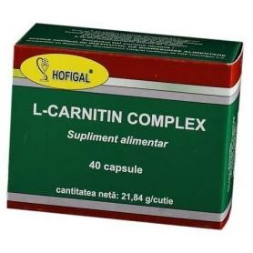 L-Carnitin complex 40 caps