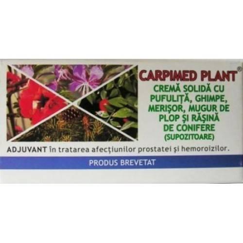 Carpimed Plant 1.5g - supozitoare thumbnail
