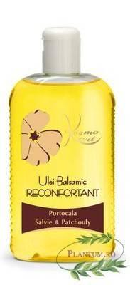 ulei balsamic reconfortant 300ml portocala salvie