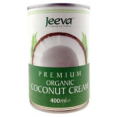 Crema de lapte de Cocos 400ml Jeeva