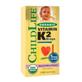 Vitamin K2 (copii) 15 mcg 12ml