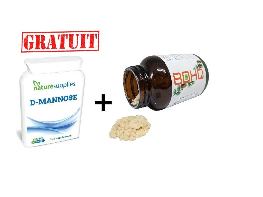pachet d-mannose