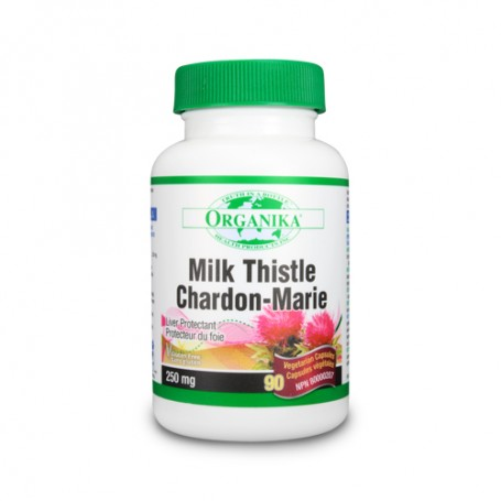 MILK THISTLE 90 CPS 200MG provita