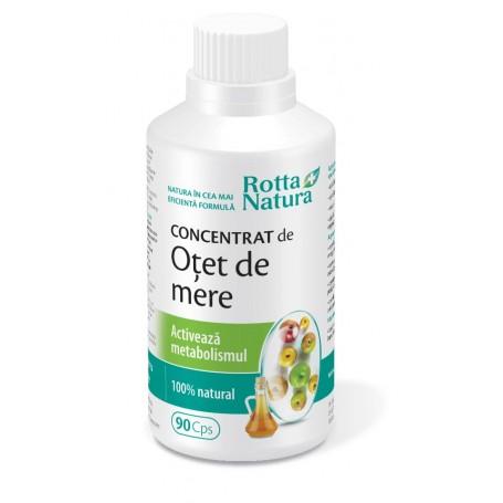 CONCENTRAT DE OTET DE MERE METABOLISM ACTIV 90CPS