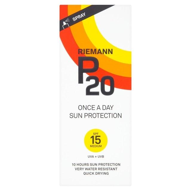 p20 spf 15 100 ml