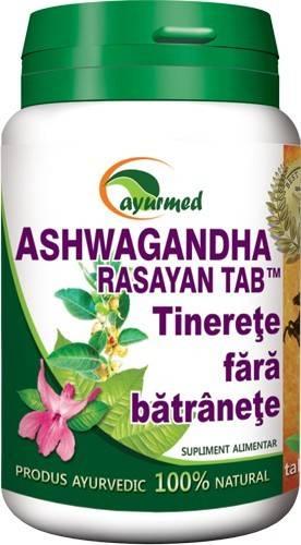 ASHWAGANDHA (GINSENG INDIAN) RASAYAN Tab thumbnail