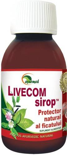 SIROP LIVECOM 100ML thumbnail