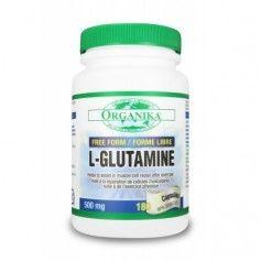 L-GLUTAMINE 500MG 90CPS