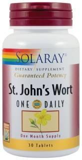 ST. JOHN S WORT (SUNATOARE) 900MG 30CPR thumbnail