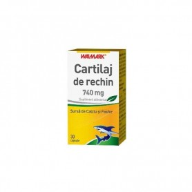 CARTILAJ DE RECHIN 740MG 30CPS N.B.