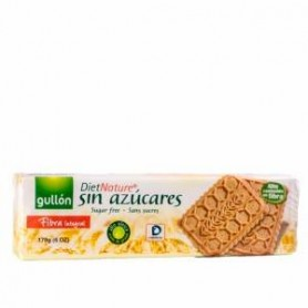 BISCUITI FIBRA DIET NATURE 170G