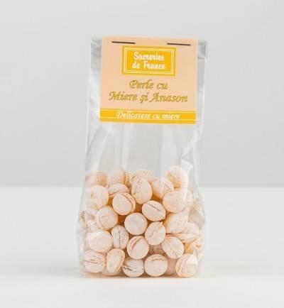 bomboane perle cu miere si anason 100g - apidava