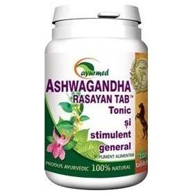 ASHWAGANDHA RASAYAN TAB 100TB (GINSENG INDIAN)