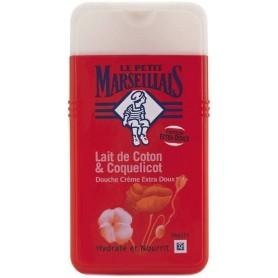 GEL DUS LAPTE BUMBAC&MAC 250ML LE PETIT MARSEILLAIS