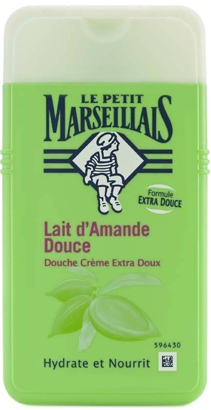 GEL DUS LAPTE MIGDALE DULCI 250ML 3+1GRATIS LE PETIT MARSEILLAIS thumbnail