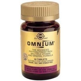 Omnium tabs 30s SOLGAR