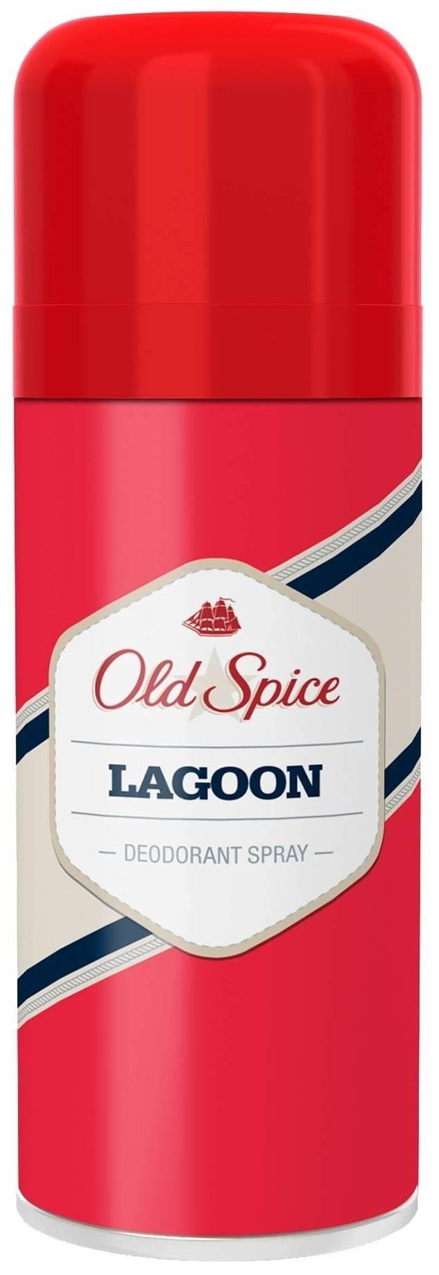 OLD SPICE DEO SPRAY LAGOON 125ML thumbnail