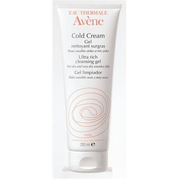 avene cold cream gel de dus 250ml