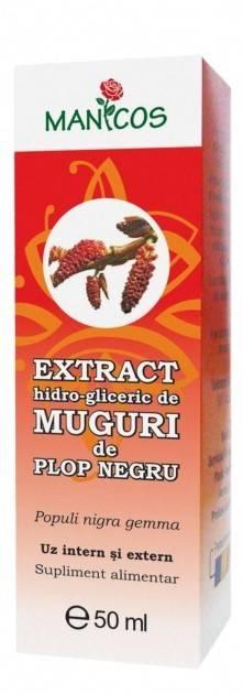 Extract hidro-glicero-glicolic de muguri de plop 33% 50 ml thumbnail
