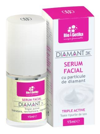 diamant 3k – serum facial – 15ml